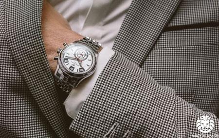 Vì sao người đeo đồng hồ thường thành công? - 2