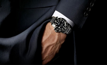 Vì sao người đeo đồng hồ thường thành công? - 1