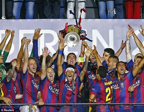 Barca có thể mất Messi, Neymar vì thiếu tiền - 1