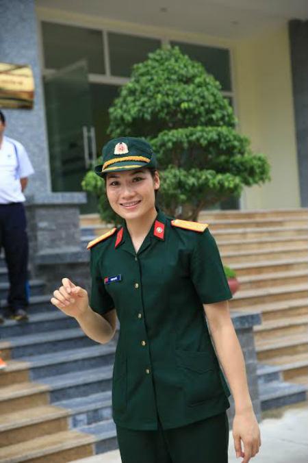 """""""Hotgirl"""" bóng chuyền Phạm Yến và chuyện riêng chưa kể - 2"""