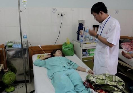 Ngộ độc khí CO, 17 công nhân nhập viện trong đêm - 1