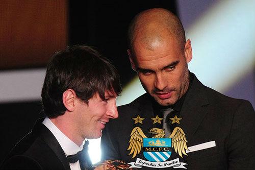 Bán bớt cổ phần, Man City quyết tậu Guardiola và Messi - 1