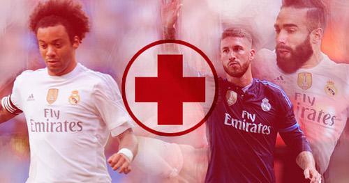 Real sa sút: Chấn thương, Benitez và Ronaldo - 1