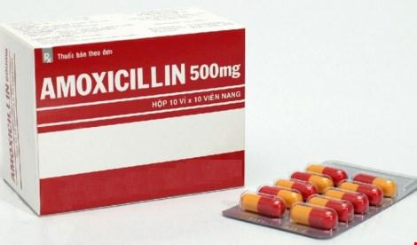 Cảnh báo toàn quốc về phát hiện thuốc kháng sinh giả - 1