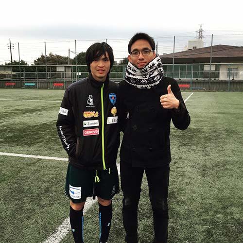 Tuấn Anh nén đau, ghi bàn khi đá tập ở Nhật Bản - 2