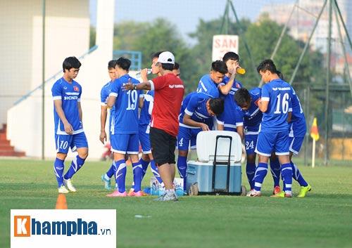 """Công Phượng, Xuân Trường """"làm ma"""" ở U23 Việt Nam - 4"""