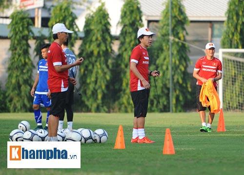 """Công Phượng, Xuân Trường """"làm ma"""" ở U23 Việt Nam - 7"""