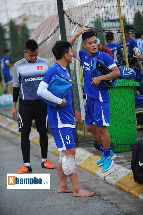 """Công Phượng, Xuân Trường """"làm ma"""" ở U23 Việt Nam - 13"""