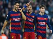"""Bóng đá - Neymar, Messi chê Ronaldo, đòi """"công lý"""" cho Suarez"""