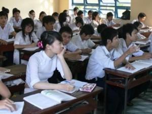 Giáo dục - du học - Các trường THPT không được cắt xén môn học
