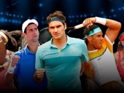 """Thể thao - Tennis Ngoại hạng 2015: """"Team Federer"""" thắng trận ra quân"""