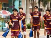 """Bóng đá - U23 Việt Nam: Công Phượng """"tỏa sáng"""" buổi tập đầu"""