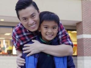 Phim - Facebook sao 2/12: Con trai Lam Trường ngày càng giống bố