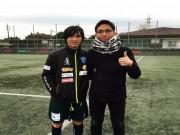 U21 Clear Men Cup - Tuấn Anh nén đau, ghi bàn khi đá tập ở Nhật Bản