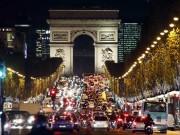 Du lịch - Rực rỡ không khí Giáng sinh trên toàn thế giới