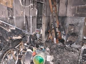 Tin tức trong ngày - Cháy 13 căn nhà ở TPHCM: Rụng rời nhìn cảnh hoang tàn