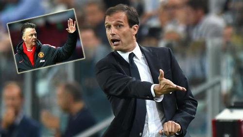Không phải Pep, MU nhắm HLV Juventus thay Van Gaal - 1