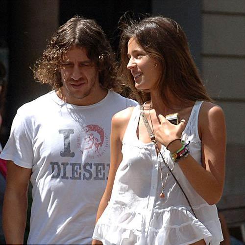 """Nadal """"đánh tennis cởi đồ"""" cùng bồ cũ Puyol - 5"""