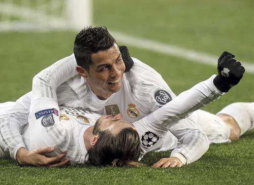 "Ronaldo, Bale hòa hợp: ""Thuốc giải"" cho Real - 2"