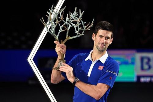 5 siêu kỷ lục vẫy gọi Djokovic năm 2016 - 2