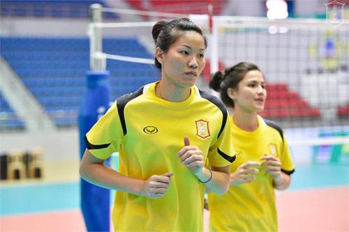 Tài năng bóng chuyền số 1 VN tung hoành ở Thái - 1
