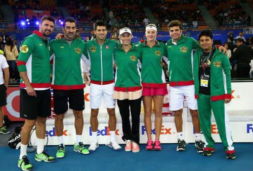 Giải Tennis Ngoại hạng: UAE Royals toàn thắng 2 trận - 5