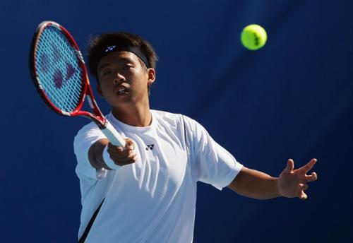 Lý Hoàng Nam và cơ hội lịch sử vào top 800 ATP - 2