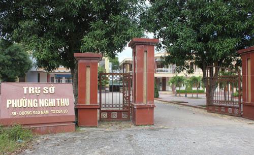 Trưởng phòng giáo dục từ chối luân chuyển làm Bí thư phường - 1