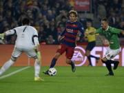 """Bóng đá - Barca - Villanovense: """"Đánh tennis"""" tại Nou Camp"""