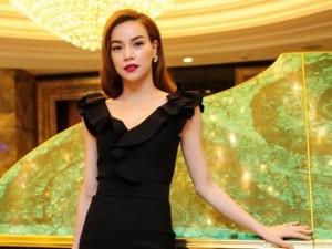 """Sao ngoại-sao nội - Hụt giải lớn, Hà Hồ vẫn rạng ngời lên chức """"bà chủ"""""""