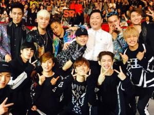 Ca nhạc - MTV - Những lùm xùm về Big Bang, 2NE1 sau giải MAMA