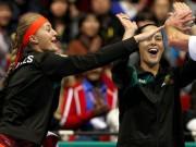 Thể thao - Giải Tennis Ngoại hạng: UAE Royals toàn thắng 2 trận