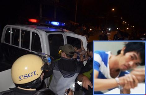 Cảnh sát kể vụ giải thoát nữ tiếp viên bị dao kề cổ - 1