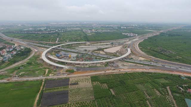 tuyến cao tốc Hà Nội - Hải Phòng - 2