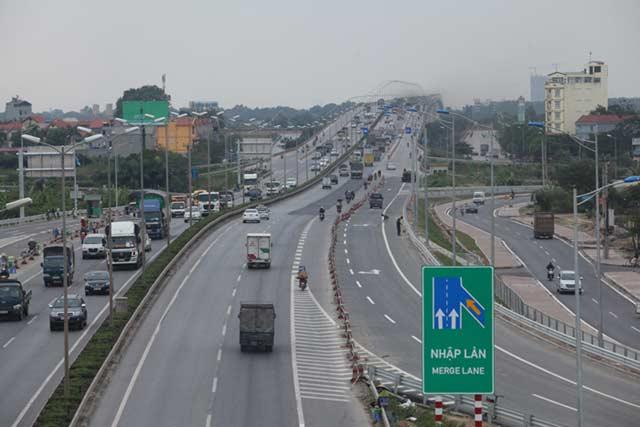 Ngắm cao tốc hiện đại nhất Việt Nam trước ngày thông xe - 15