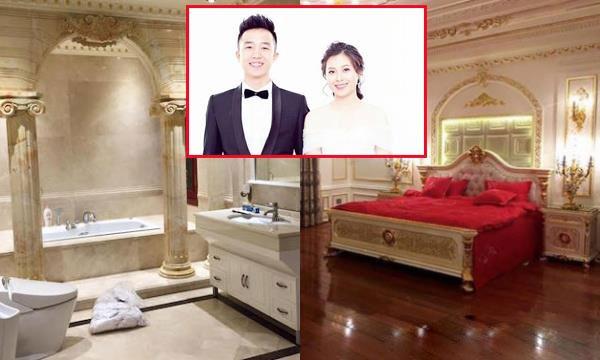 Đám cưới xa hoa của con trai gia đình có căn nhà 300 tỷ - 9