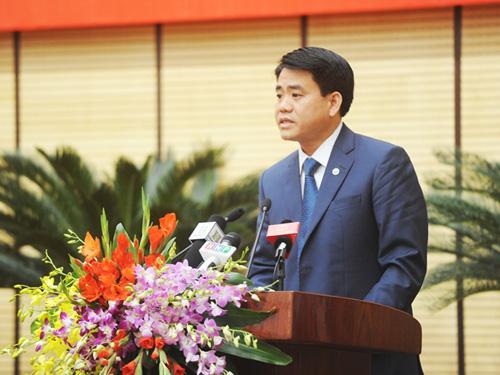 Thiếu tướng Nguyễn Đức Chung làm chủ tịch Hà Nội - 1