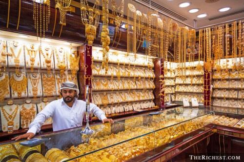 """Điểm mặt những nơi đại gia thường """"đốt tiền"""" ở Dubai - 4"""