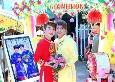 Đám cưới đồng tính gây xôn xao tỉnh Bình Phước - 2