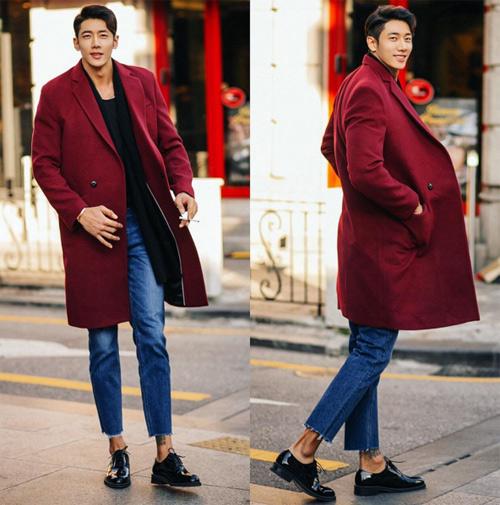 """Gu ăn mặc ngắm là mê của """"soái ca"""" lưỡng tính xứ Hàn - 5"""