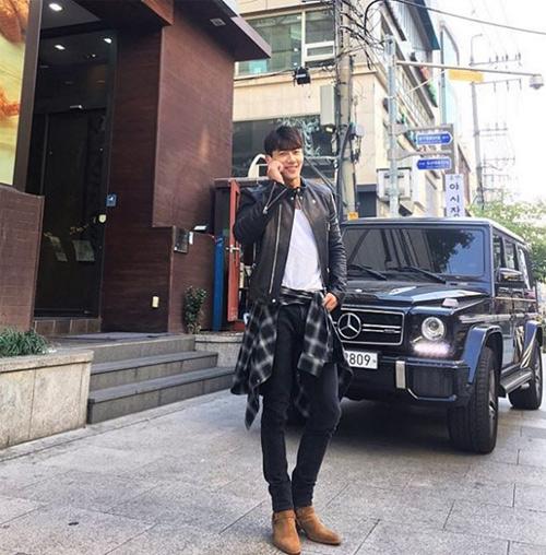 """Gu ăn mặc ngắm là mê của """"soái ca"""" lưỡng tính xứ Hàn - 6"""