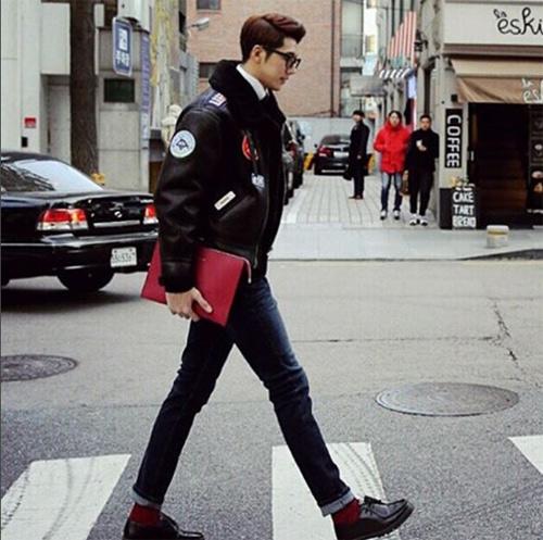 """Gu ăn mặc ngắm là mê của """"soái ca"""" lưỡng tính xứ Hàn - 7"""