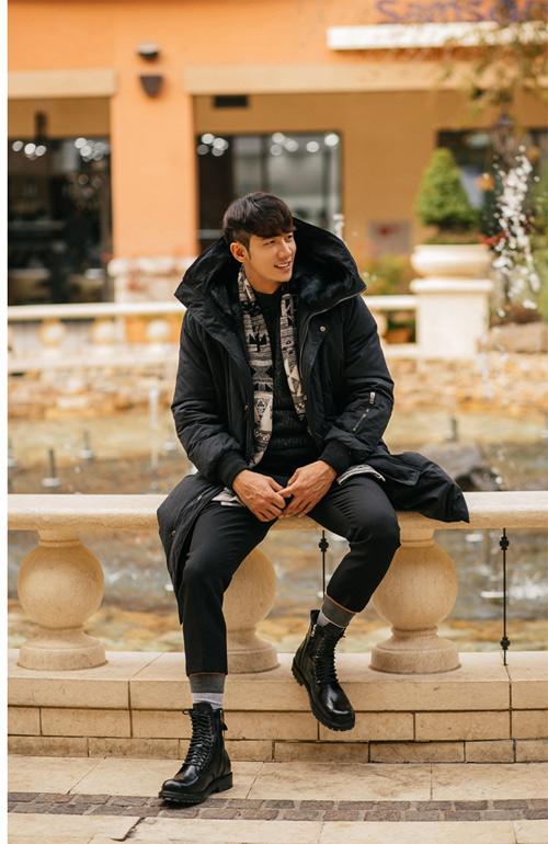 """Gu ăn mặc ngắm là mê của """"soái ca"""" lưỡng tính xứ Hàn - 12"""