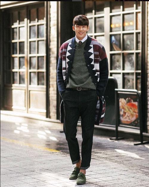 """Gu ăn mặc ngắm là mê của """"soái ca"""" lưỡng tính xứ Hàn - 19"""