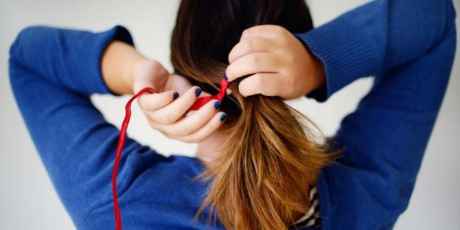 Đừng khiến dây buộc tóc trở thành hiểm họa sức khỏe - 3