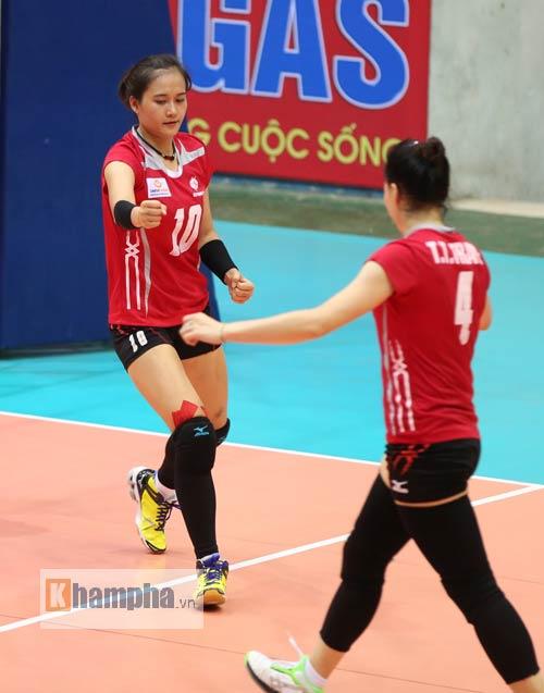Linh Chi: Thoát khỏi mác hot girl bóng chuyền - 9