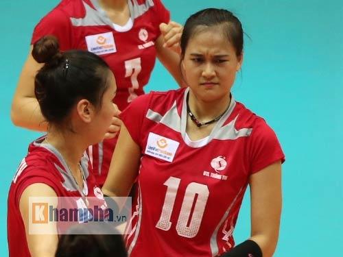 Linh Chi: Thoát khỏi mác hot girl bóng chuyền - 3