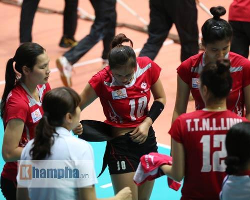 Linh Chi: Thoát khỏi mác hot girl bóng chuyền - 5