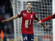 Bóng đá - SAO 21 tuổi vô-lê góc hẹp đẹp nhất top 5 V16 Ligue 1