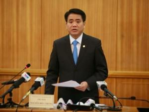 Tin tức trong ngày - Phát biểu nhậm chức, Chủ tịch TP Hà Nội hứa gì với dân?